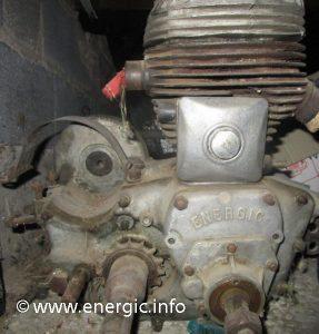 Energic motoculteur moteur C7 www.energic.info