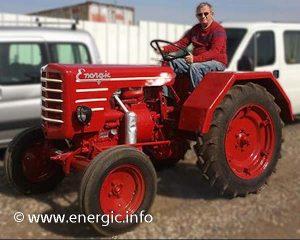 Energic 525 Tracteur diesel www.energic.info