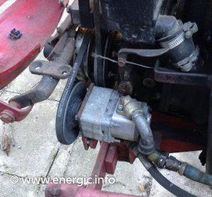 Energic tracteur 510 diesel + pump www.energic.info