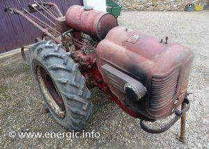 Energic motoculteur 409 www.energic.info