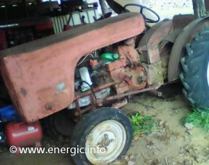 Energic tracteur 519A seen better days www.energic.info
