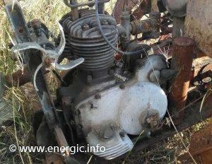 Energic motoculteur C7 Oldie www.energic.info