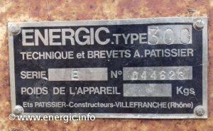 300 series motor Bernard www.enegic.info
