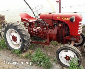 Energic tracteur 520 www.energic.info