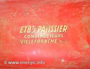Energic 411 Winch/Treuil. www.energic.info