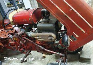 Energic tracteur 511 petrol engine. www.energic.info