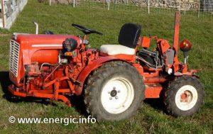 Energic 4RM18 tracteur www.energic.info