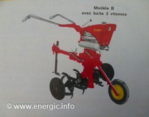 Energic Rubis ILO moteur 3cv, 4.3cv & 6cv www.energic.info