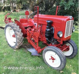 Energic Tracteur 512. www.energic.info