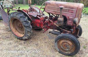 Energic tracteur 510 diesel www.energic.info