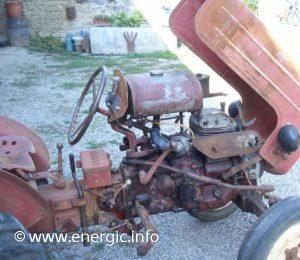 Energic Tracteur 511 mark 2 engine. www.energic.info