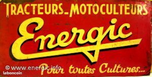 Energic Rubis ILO moteur  6cv moteur 148cm3 (type L 152).www.energic.info