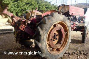 Energic tracteur 511 mark 2 petrol. www.energic.info