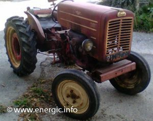 Energic tracteur 512 12cv. www.energic.info