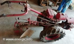 Energic Motoculteur 204. www.energic.info