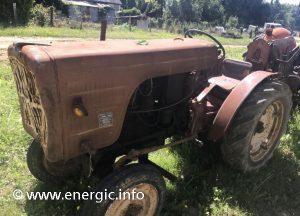 Energic tracteur 519. www.energic.info