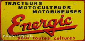 Energic history from 1964 to 1986. www.energic.info