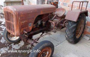 Energic tracteur 519 TMD.  www.energic.info