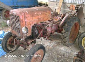 Energic Tracteur 510. www.energic.info