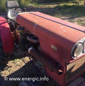 Energic vigneron 535 tractor. www.energic.info