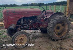 Energic tracteur 518. www.energic.info