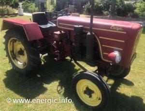 Energic 519 tracteur T.M.D. www.energic.info