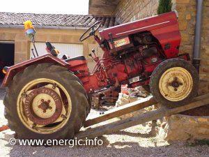 Energic tractor 521 22cv diesel. www.energic.info