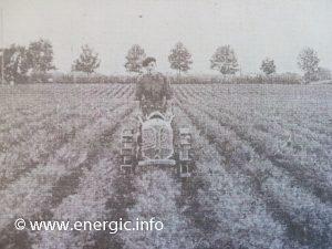 Energic motoculteur 409 harrowing www.energic.info
