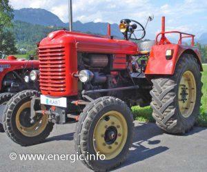 Energic tracteur 560 (61cv 1965) www.energic.info