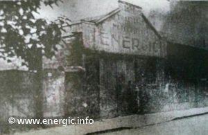 Energic Early factory. www.energic.info