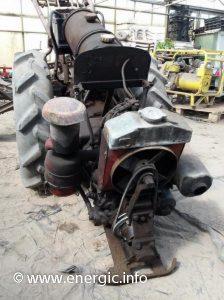 Energic 410 motoculteur diesel engine www.energic.info