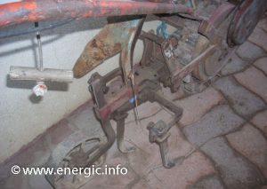 Energic 102 motoculteur Mono roue www,energic.info