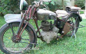 Energic motobecane R 44 S bloc motor. energic.info