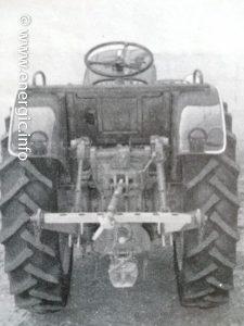 Energic 540 Tracteur (38.5cv 1960) model Vigneron www.energic.info
