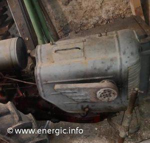 Energic motoculteur 409 early model www.energic.info