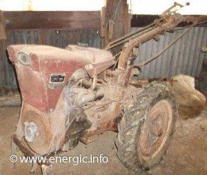 Energic 220 motoculteurs www.energic.info