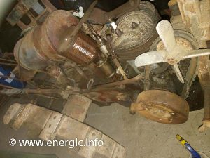 Energic motoculteur C7. www.energic.info
