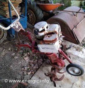 Energic B & S motor. energic.info