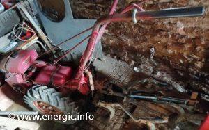 Energic motoculteur 103. energic.info