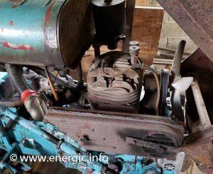 Energic tracteur 511 mark 2