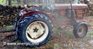 Energic Tracteur 519 TMD new vigneron.