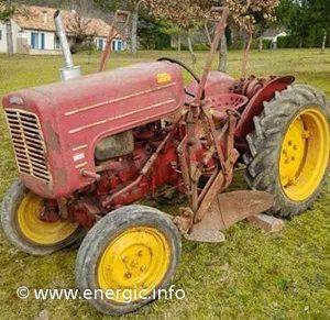 Energic tracteur 511 mark 2. energic.info