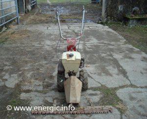 Example of Energic Motofaucheuse Etoile L73D. www.energic.info