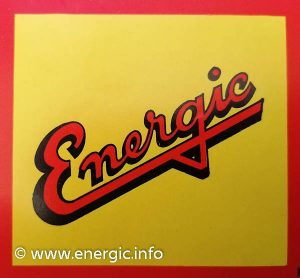 Energic emblem. www.energic.info