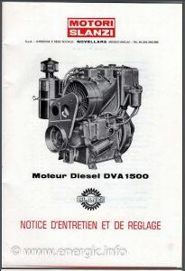 Energic 4RM35 tracteur engine/moteur plaque. www.energic.info
